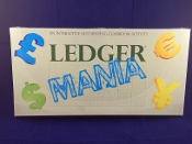 Ledger Mania Board Game